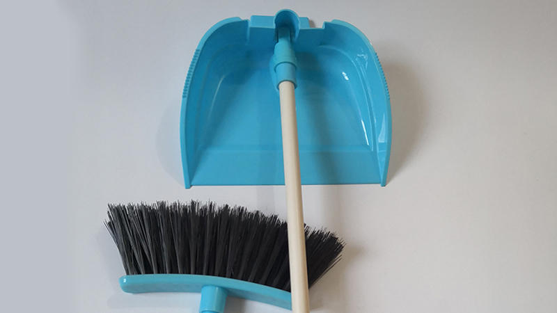 durable dustpan with handle produce online for bedroom-2