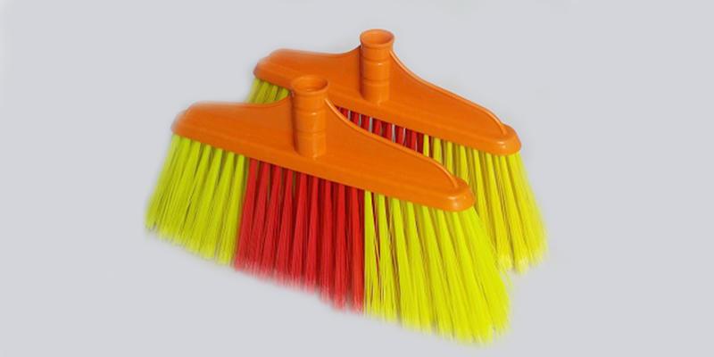 Clover Household quality stiff broom set for household-2