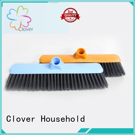 Clover Household curved indoor broom supplier for household