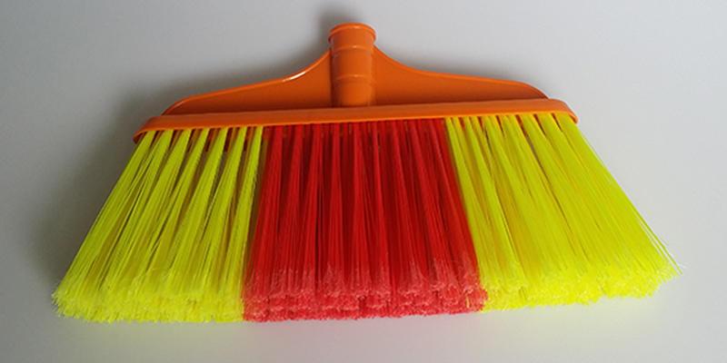 Clover Household quality stiff broom set for household-3