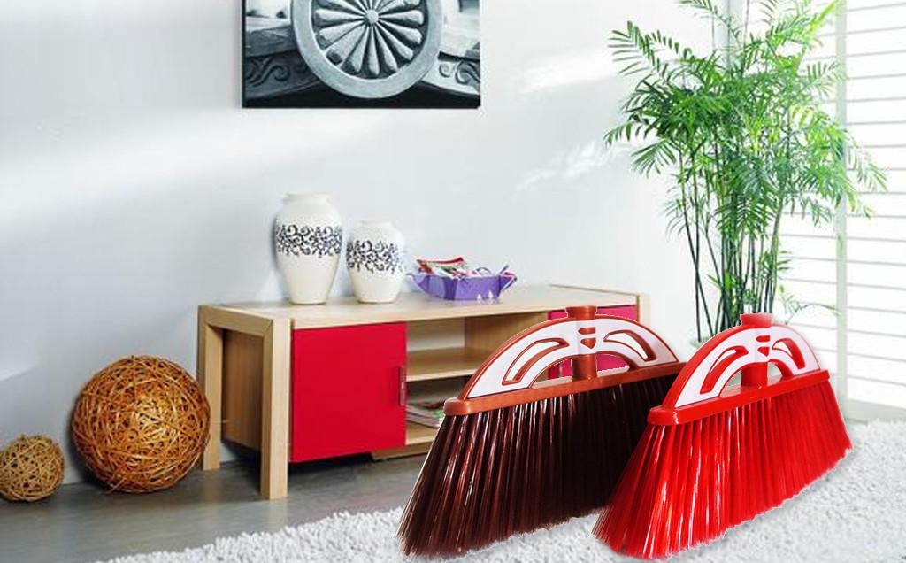 practical floor scrub brush with long handle customer factory price for bathroom