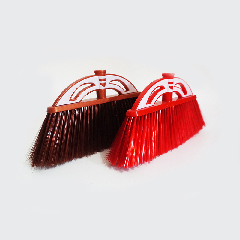 practical floor scrub brush with long handle customer factory price for bathroom-6