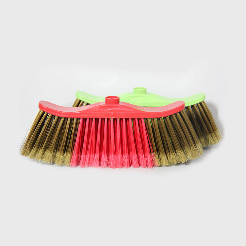 Clover Factory Wholesale Indoor And Outdoor Cleaning Push Broom