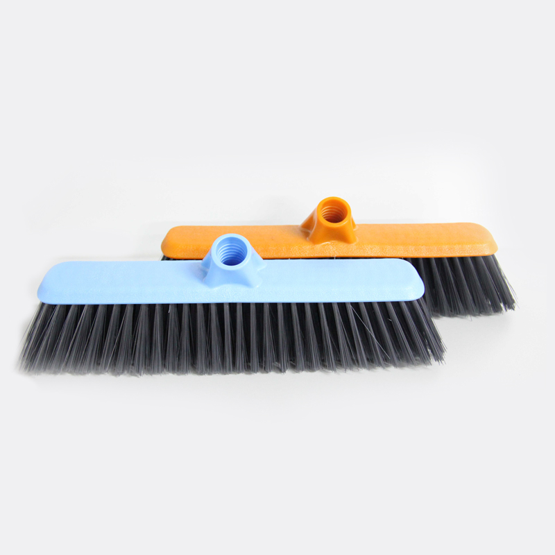 Clover Household quality plastic broom factory price for bedroom-6