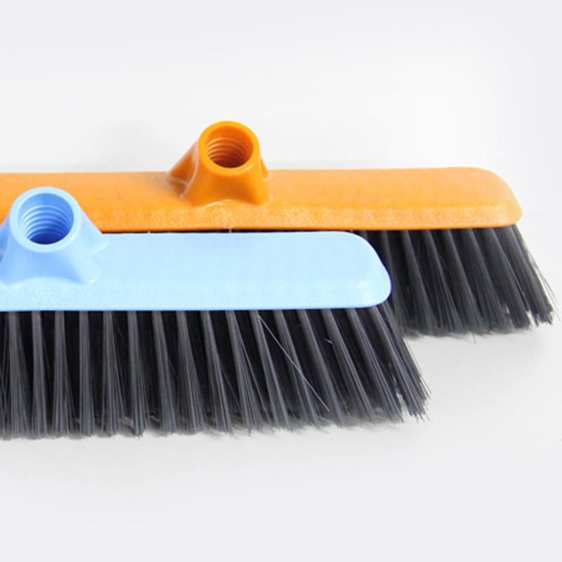 Clover Household quality plastic broom factory price for bedroom-4