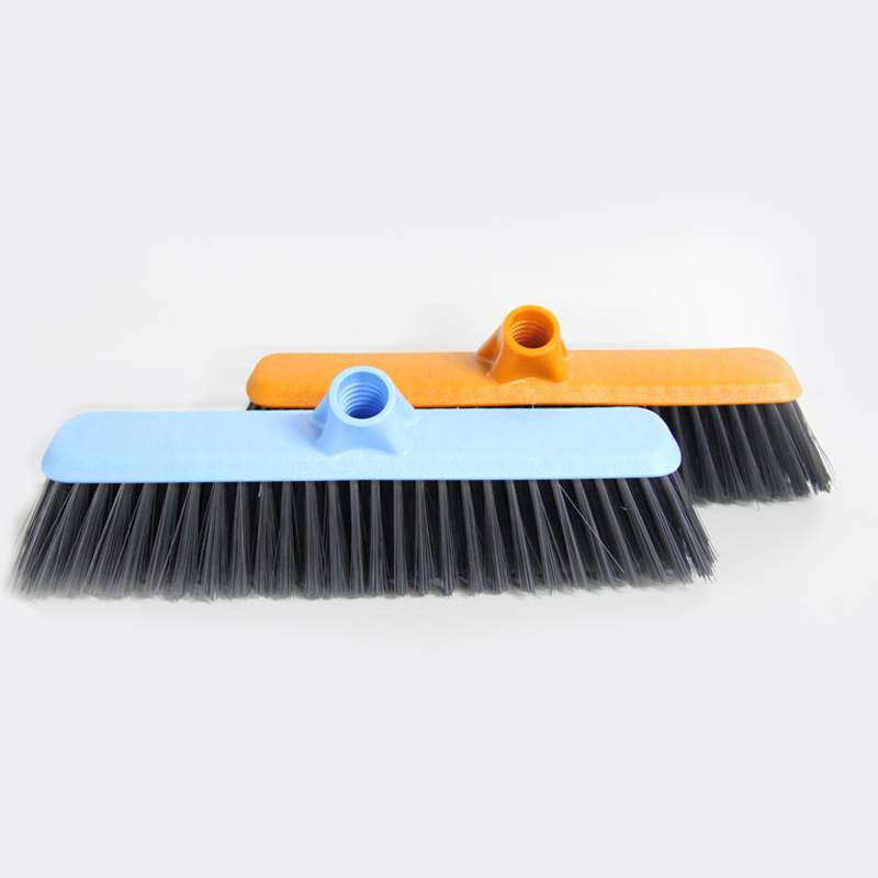 Clover Household quality plastic broom factory price for bedroom-5