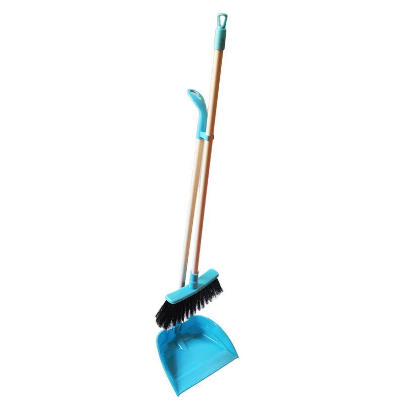 New Design High Quality Dustpan And Broom Set