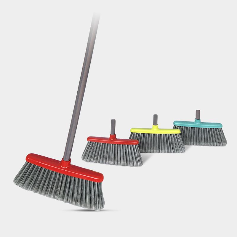 Clover Household head outdoor broom design for kitchen-8