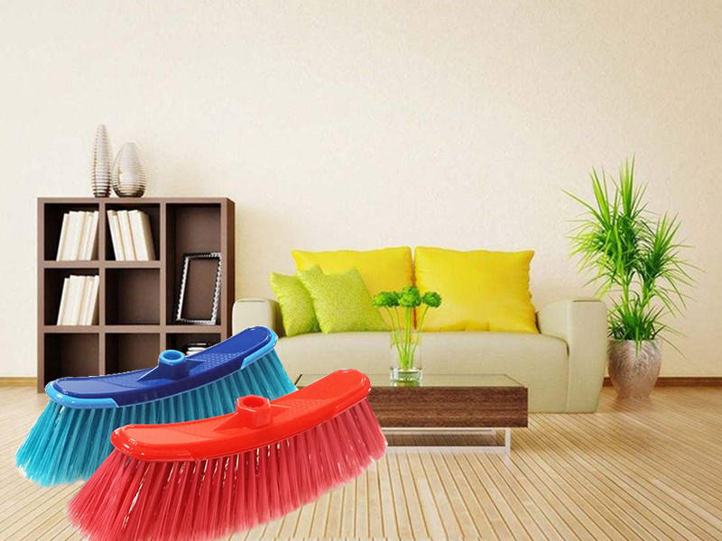 Clover Household professional push broom factory price for kitchen