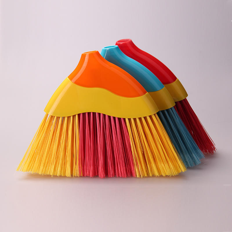 Hot Sale Eco-Friendly Two Tone Angle Broom