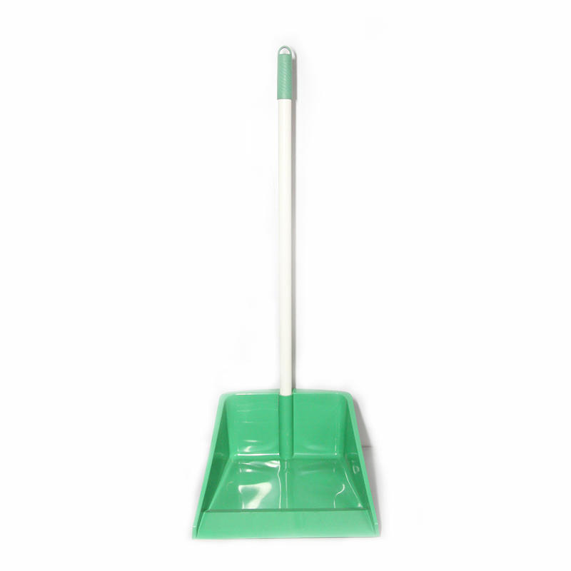 Low Price Plastic Dustpan+Long Plastic Dustpan
