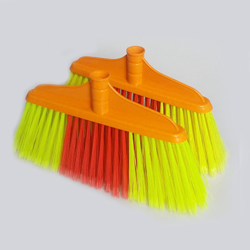High Quality Low Price Economic Plastic Broom for Household