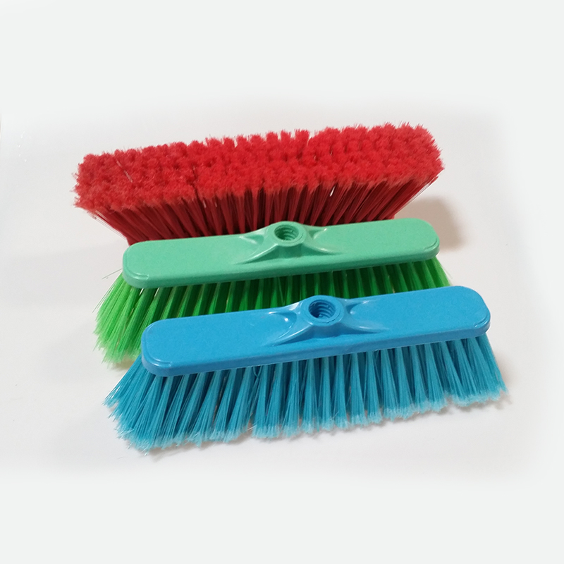 Wholesale hard brush broom mixed for business for bathroom-6