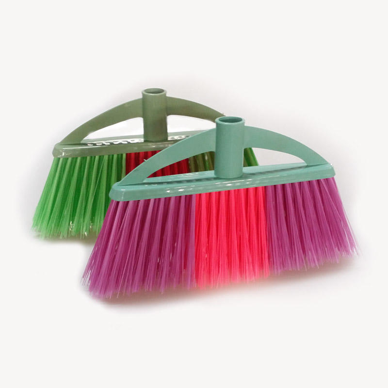 High quality cheap broom with mix fiber