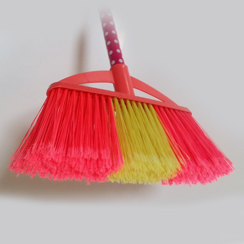 Clover Household sweeping soft bristle broom design for kitchen-4
