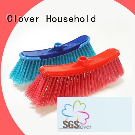 Clover Household metal long broom design for household