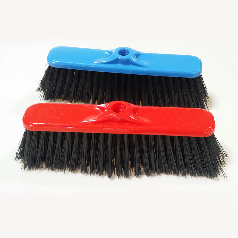 Wholesale hard brush broom mixed for business for bathroom-3