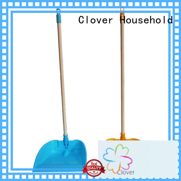 Clover Household practical stand up dustpan wholesale for house