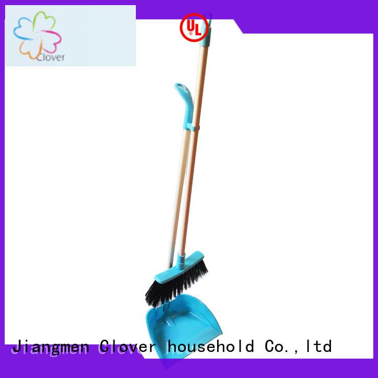Clover Household design long handled dustpan wholesale for house