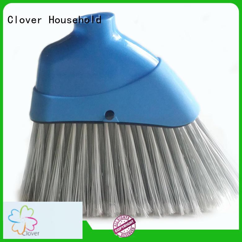 Clover Household practical yard broom factory price for bathroom