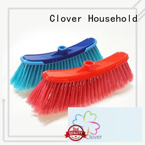 Clover Household quality floor broom brush supplier for household