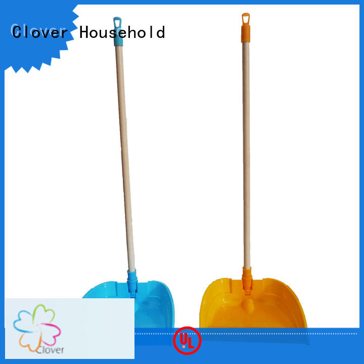 Clover Household dustpan large dustpan with handle factory for kitchen