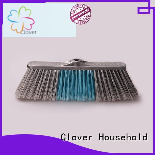 Clover Household practical floor broom brush factory price for bathroom