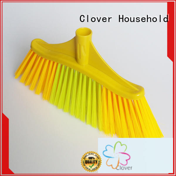 Clover Household super rubber broom factory price for kitchen
