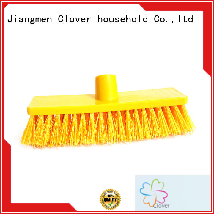 Clover Household quality grout brush with long handle supplier for bedroom