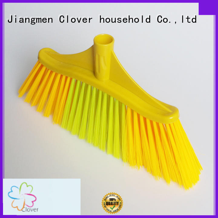 Clover Household quality push broom supplier for household