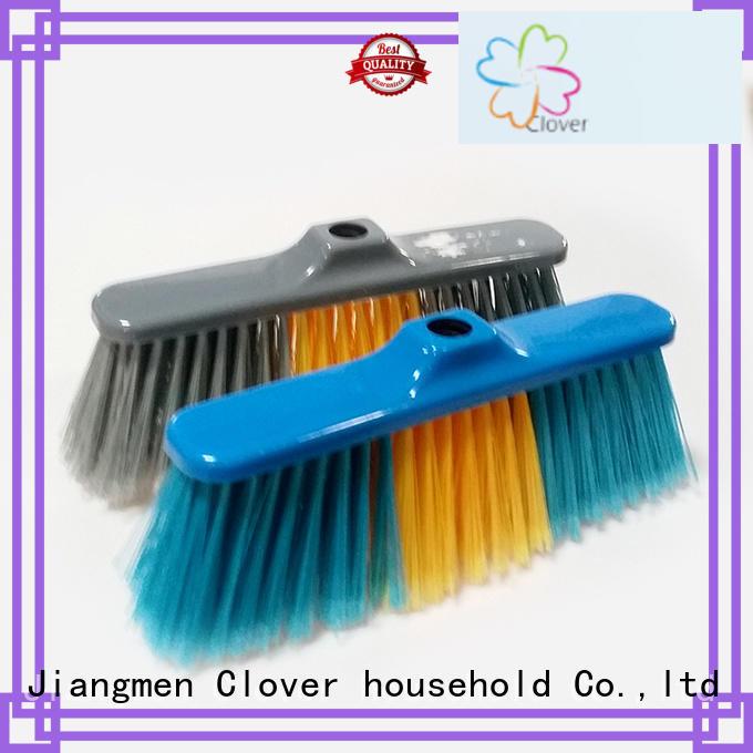 hot selling sweeper broom handled supplier for bathroom