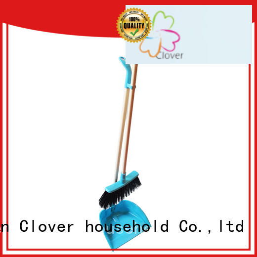 durable dustpan with handle produce online for bedroom