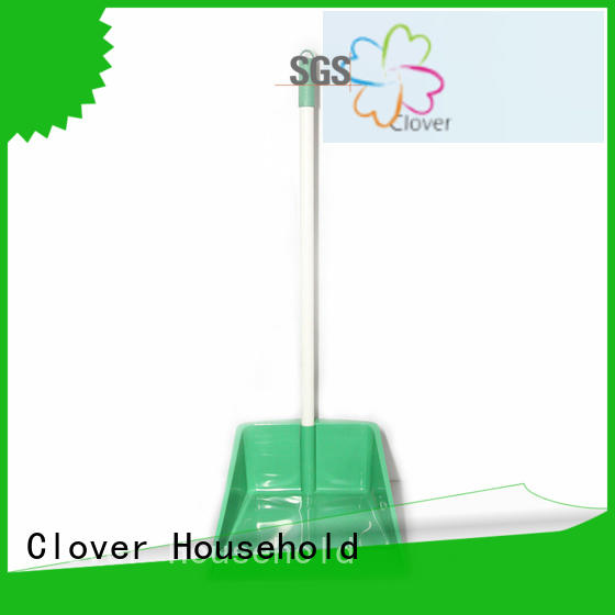 Clover Household oem best dustpan manufacturers for office