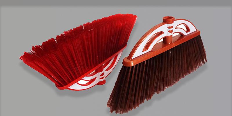 practical floor scrub brush with long handle customer factory price for bathroom-2
