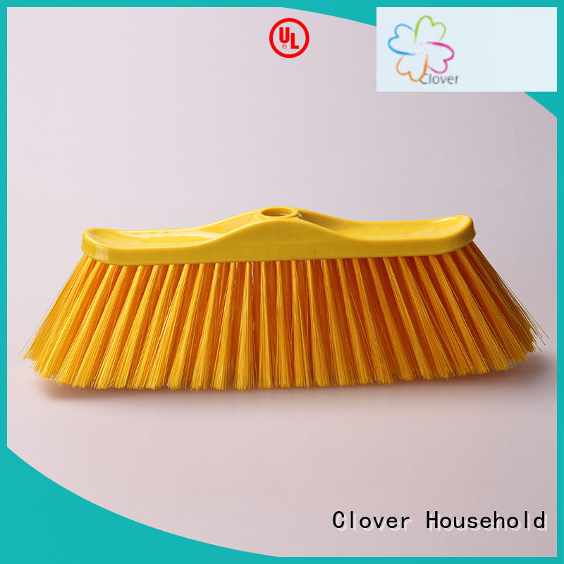 Clover Household quality broom handle set for kitchen