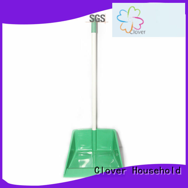 Clover Household produce long handled dustpan factory price for kitchen