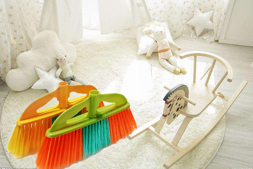 Clover Household Wholesale wide sweeping brush Suppliers for bedroom-1