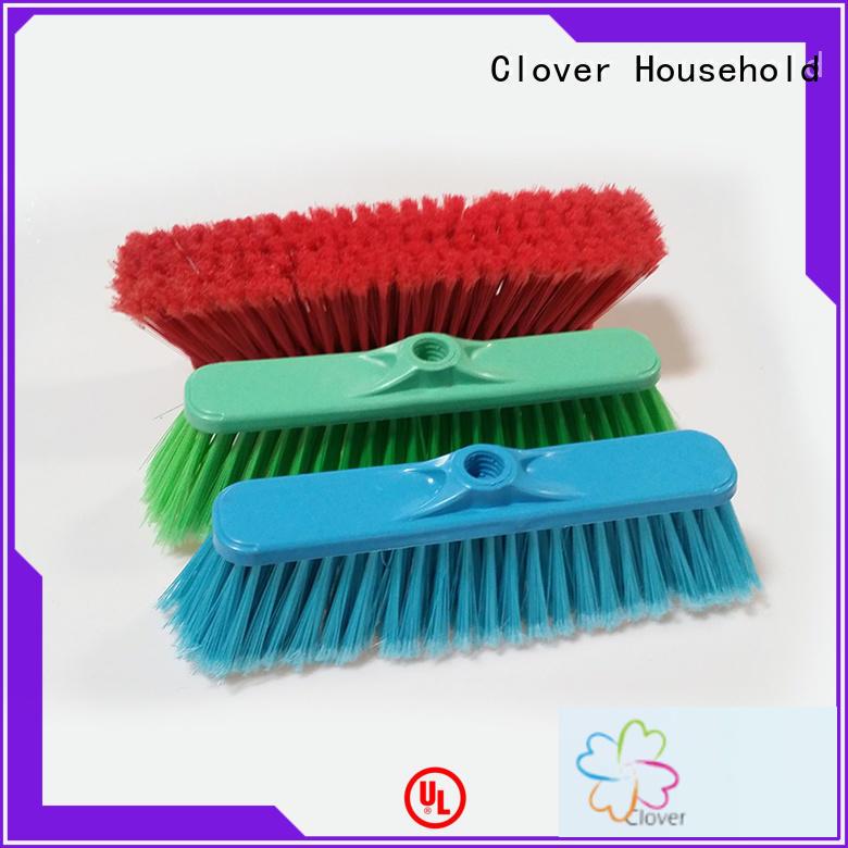 Clover Household brush best broom for wood floors supplier for bathroom