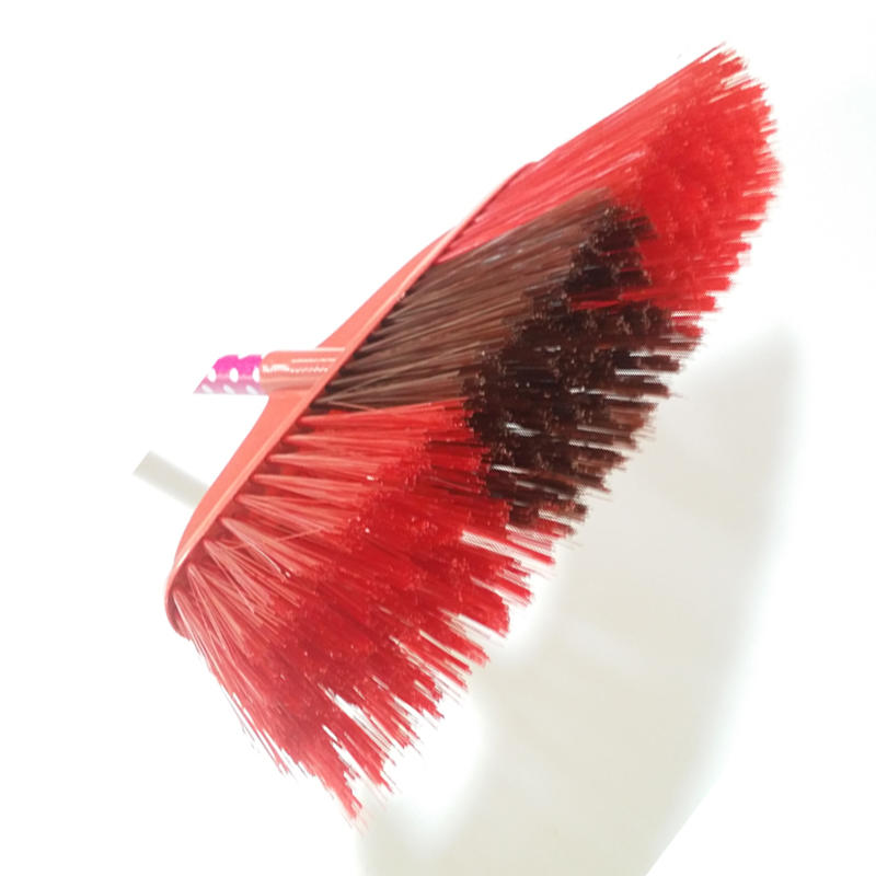 Clover Household hot selling long handle broom set for bathroom-2