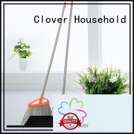 Clover Household durable garage broom manufacturers for bathroom