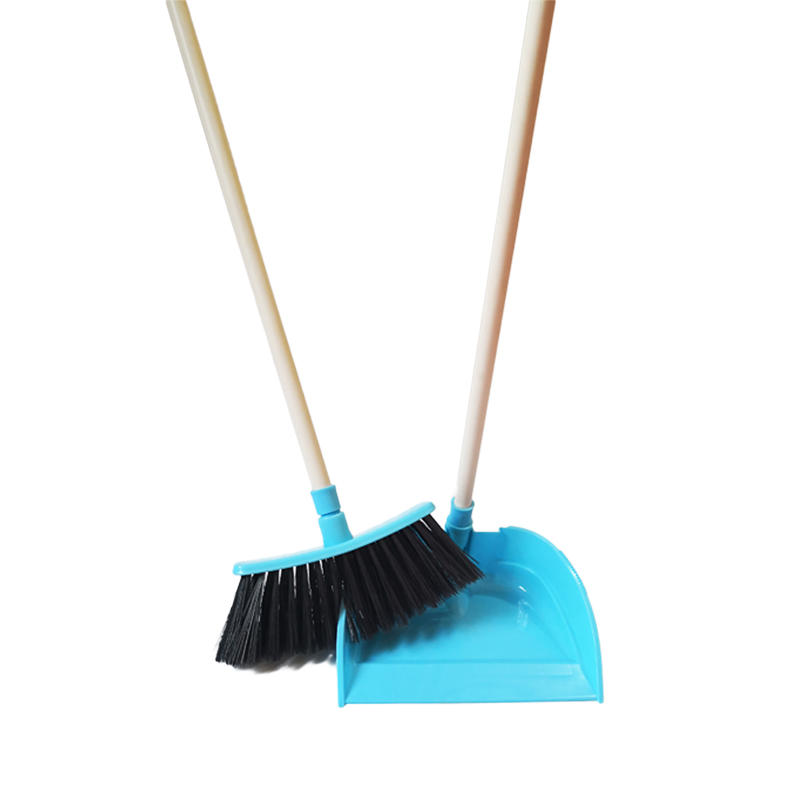 Soft Dustpan & Brush Set