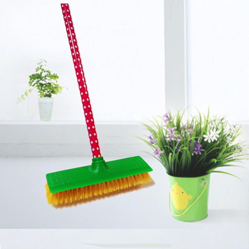 Long Handled Indoor Sweeping Brush