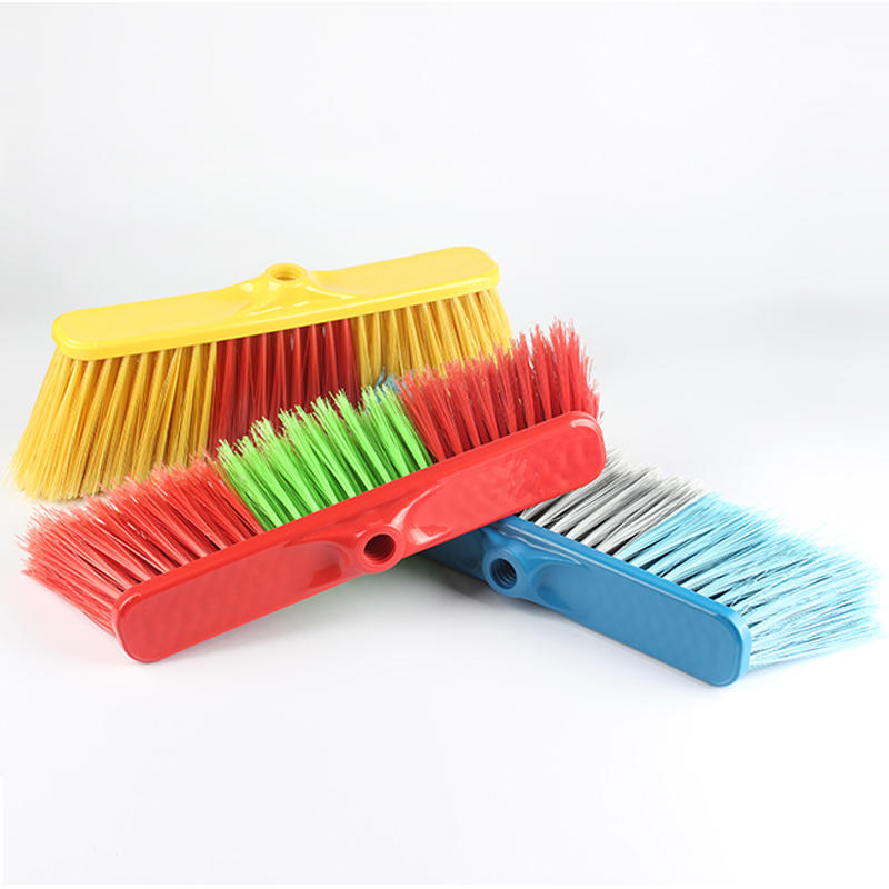 Eco-Friendly Indoor Household Cleaning Plastic Broom