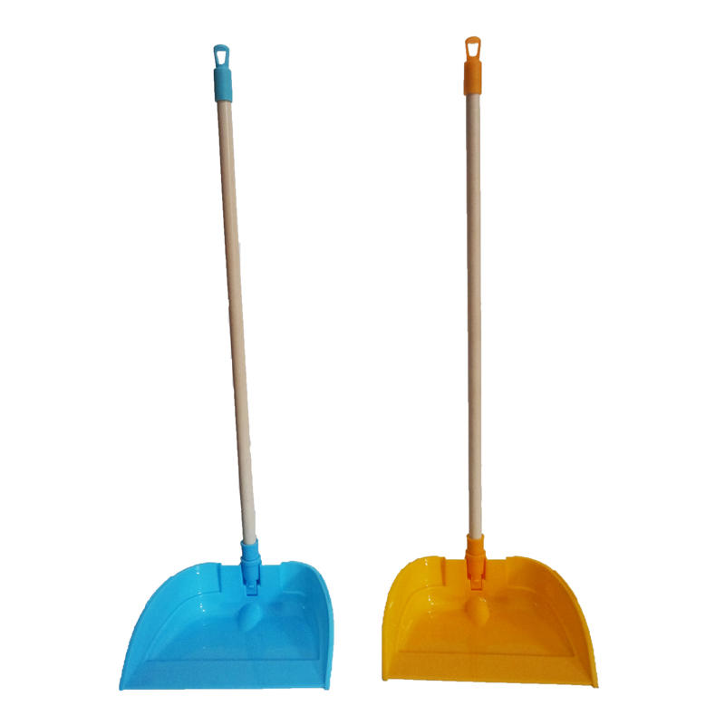 Strong Folding Long Handle Dustpan DUST PAN