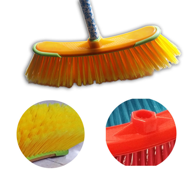 Clover Household hot selling broom for hardwood floors set for bedroom