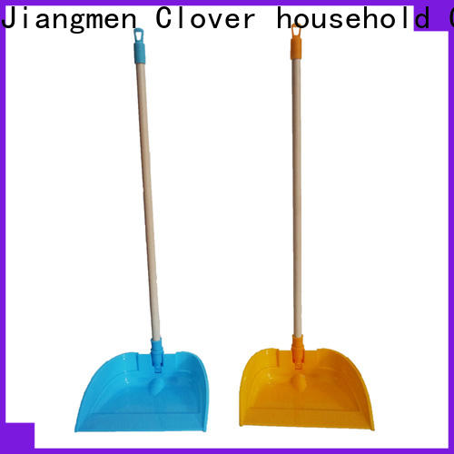 Clover Household pan standing dustpan wholesale for kitchen