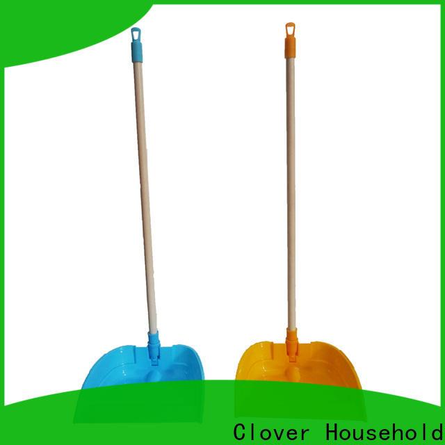 Clover Household soft upright broom and dustpan set online for bedroom