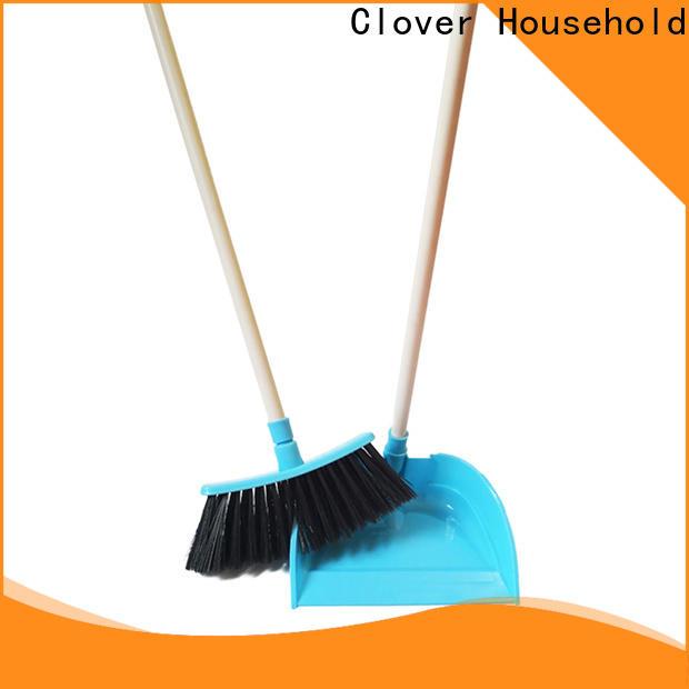Clover Household brush standing dustpan factory for kitchen