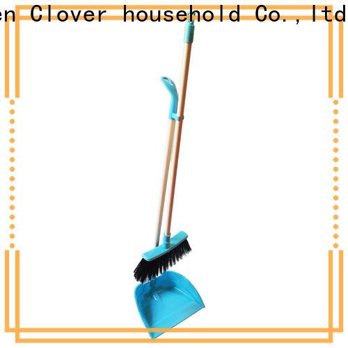 Custom long handled dustpan pan factory for household