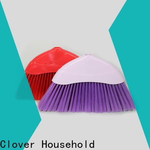 Clover Household quality soft broom brush factory for household